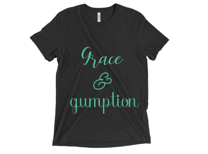 Grace and Gumption Tee