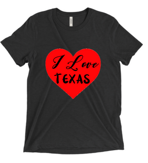 I love Texas Tee - MyShoppingAddiction.co