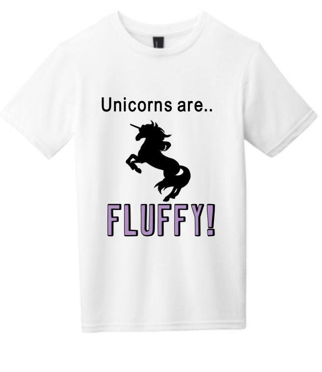 Unicorns Youth Tee - MyShoppingAddiction.co