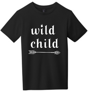 Wild Child Youth Tee - MyShoppingAddiction.co