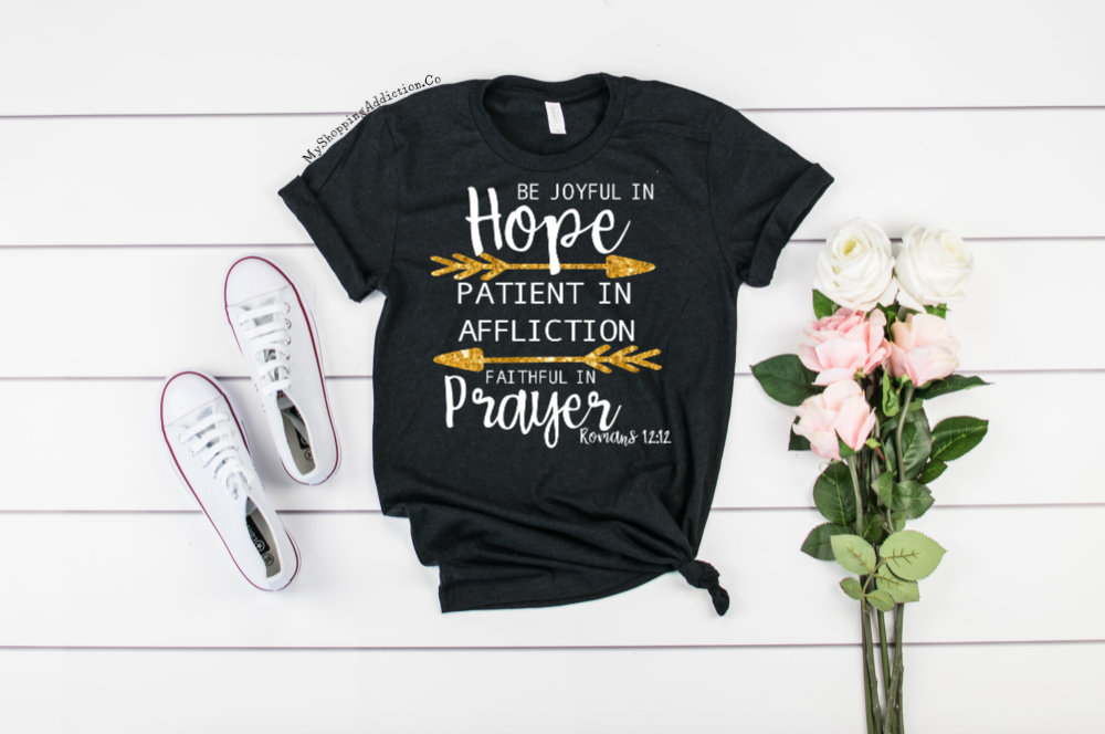 Hope and Prayer - MyShoppingAddiction.co