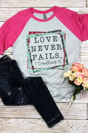 Love never fails Pre-Order - MyShoppingAddiction.co