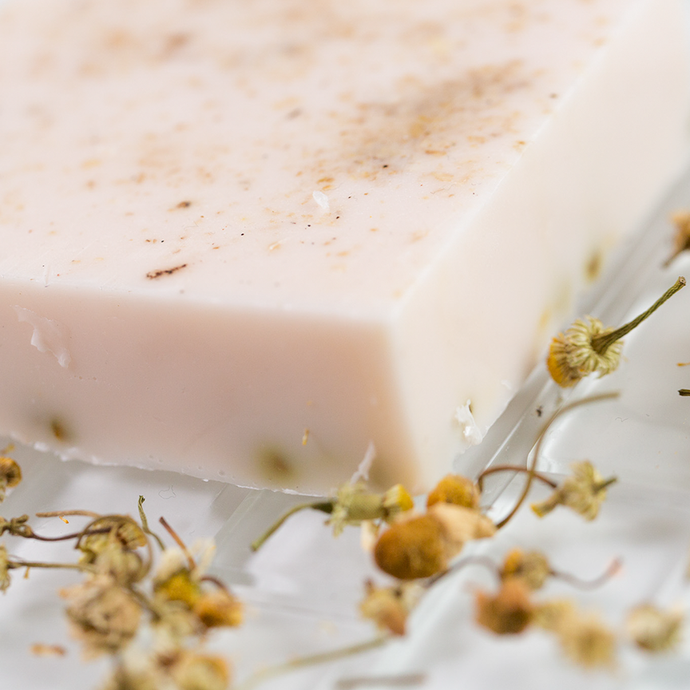 Chamomile Honey Bar