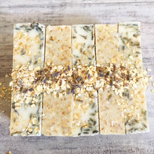 Honey Oatmeal Lavender Soap
