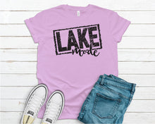 Lake Mode Tank, Tshirt or Hoodie