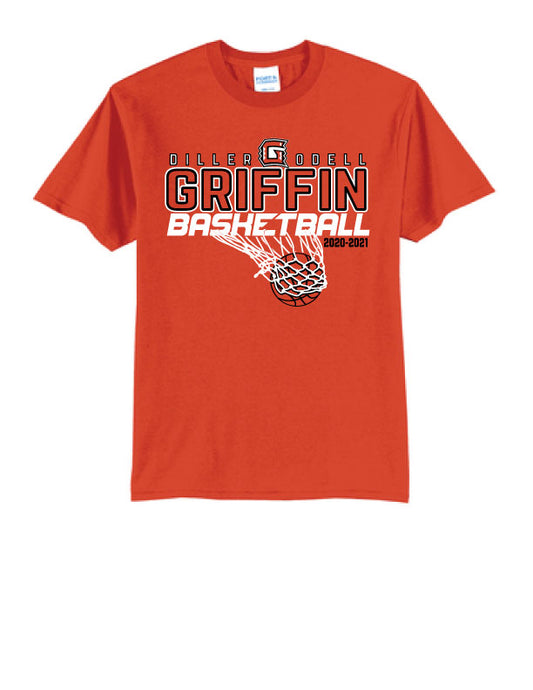 TALL - Griffin Basketball Shirt-Port & Company