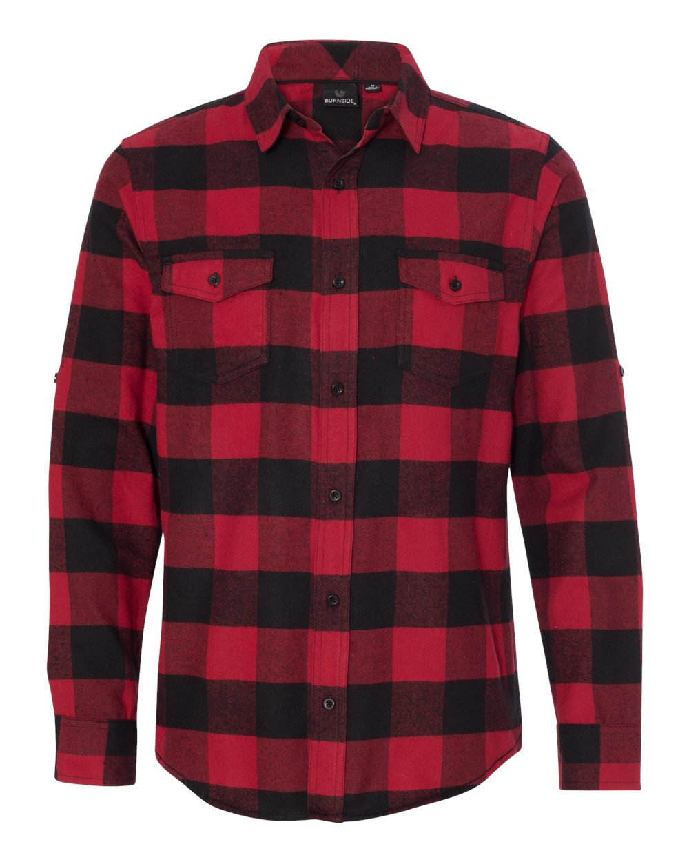 Red Buffalo Long Sleeve Flannel Shirt
