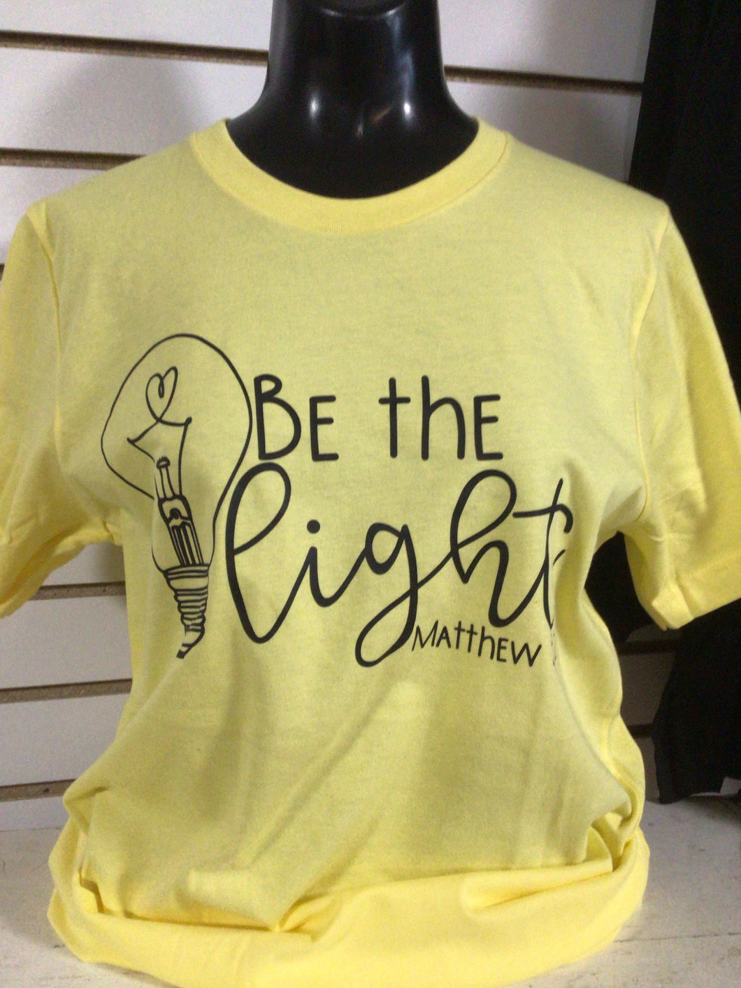 Be The Light Tshirt