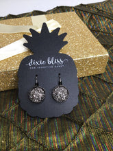 Perfect Druzy Leverback Earrings