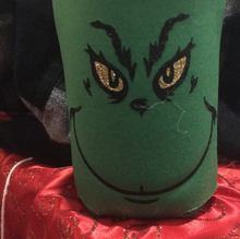 Grinch Can Cooler