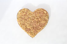 Heart Shaped English Toffee - Traditional Flavor