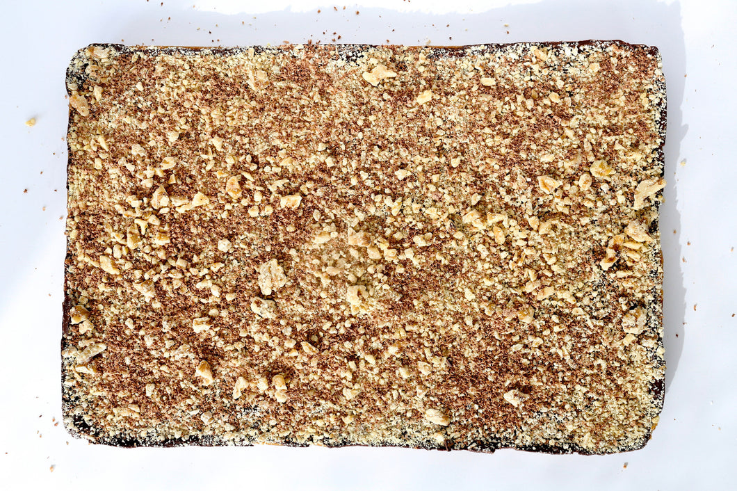 3 LB. Slab of English toffee - Traditional Flavor