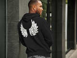 Angel Wings Unisex Hoodie - by Noble One