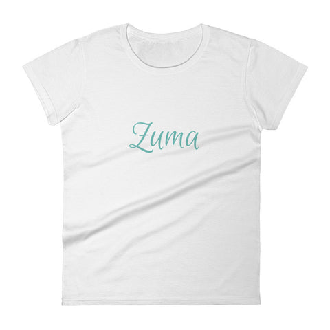 Zuma Women's Graphic T-shirt - The Gerber Daisy