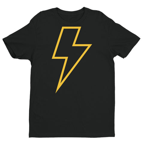 Men's Lightning Bolt Short Sleeve T-shirt