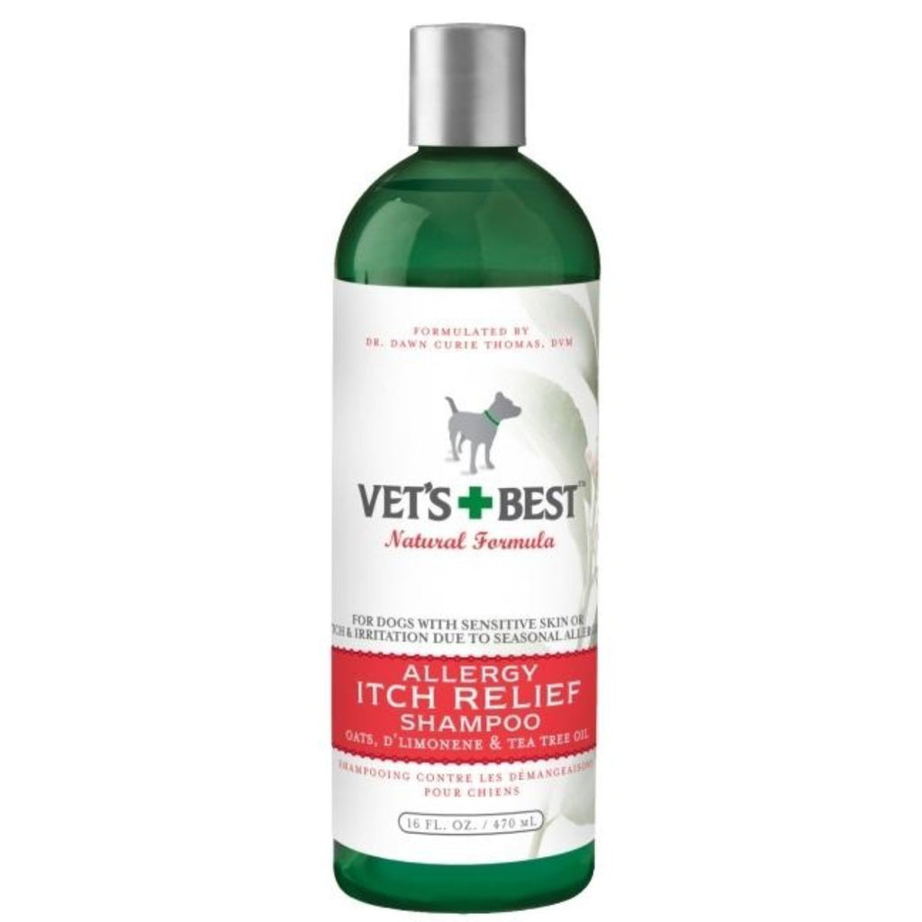 ALLERGY ITCH RELIEF SHAMPOO (16.OZ)