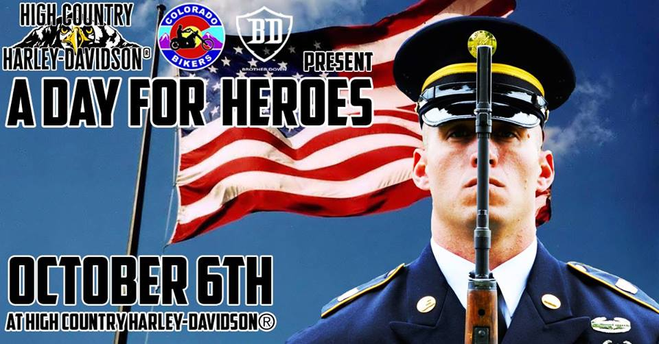 Event - A Day For Heroes