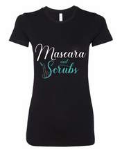 Mascara and Scrubs Tee