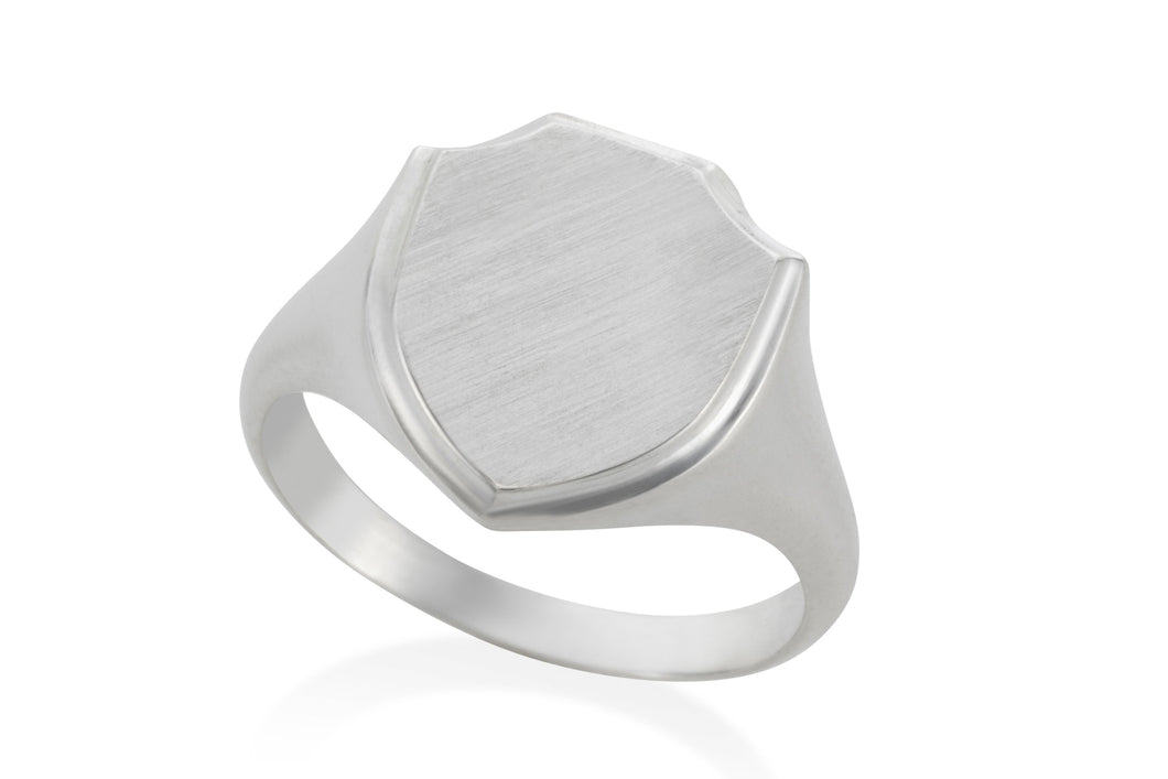 My ring of love - Silver