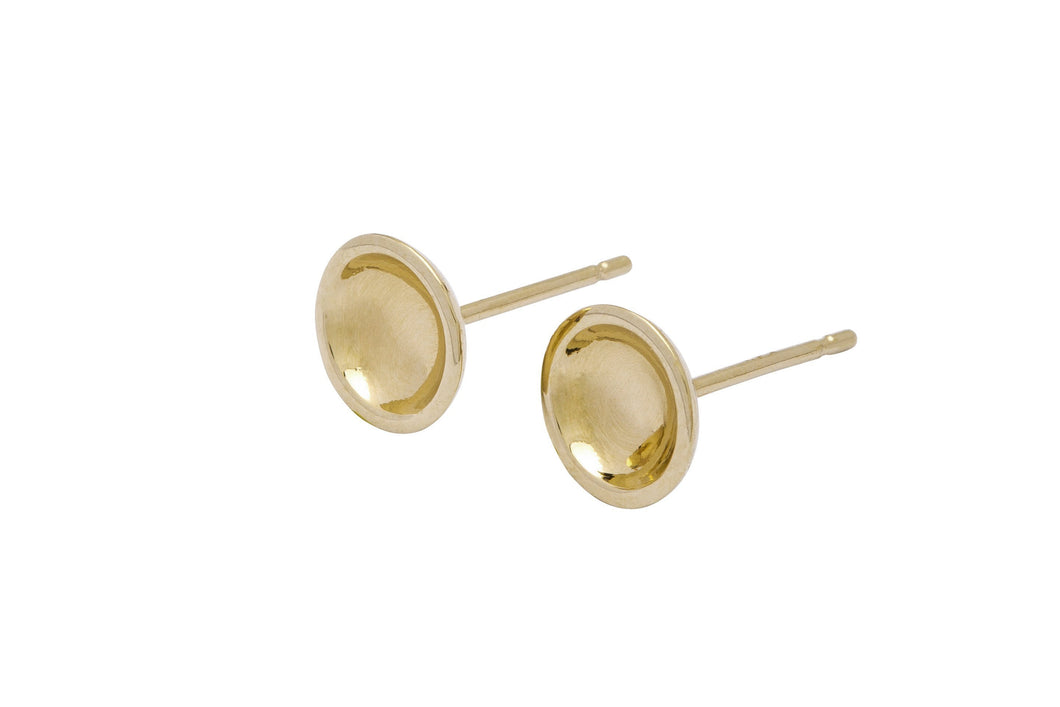 Retreat Earrings - Gold Plated