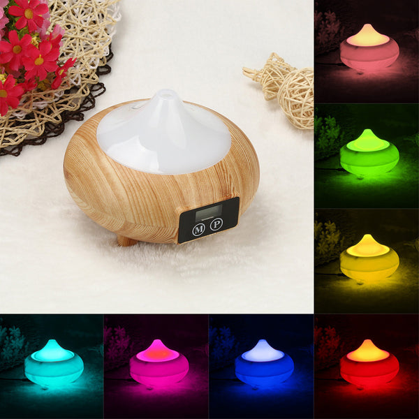 Amazing Color Changing Aromatherapy Humidifier