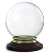 The crystal ball.