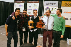5 years of barista champions