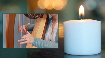 5 Cozy Harp Solos for Winter