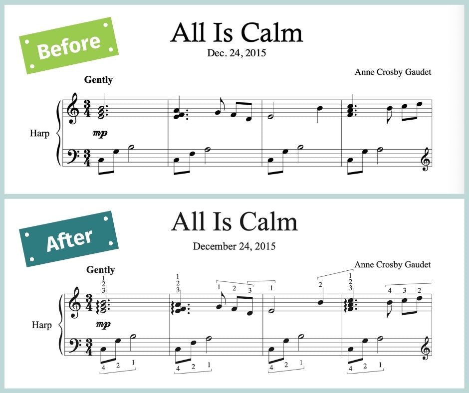 Before and After - All Is Calm