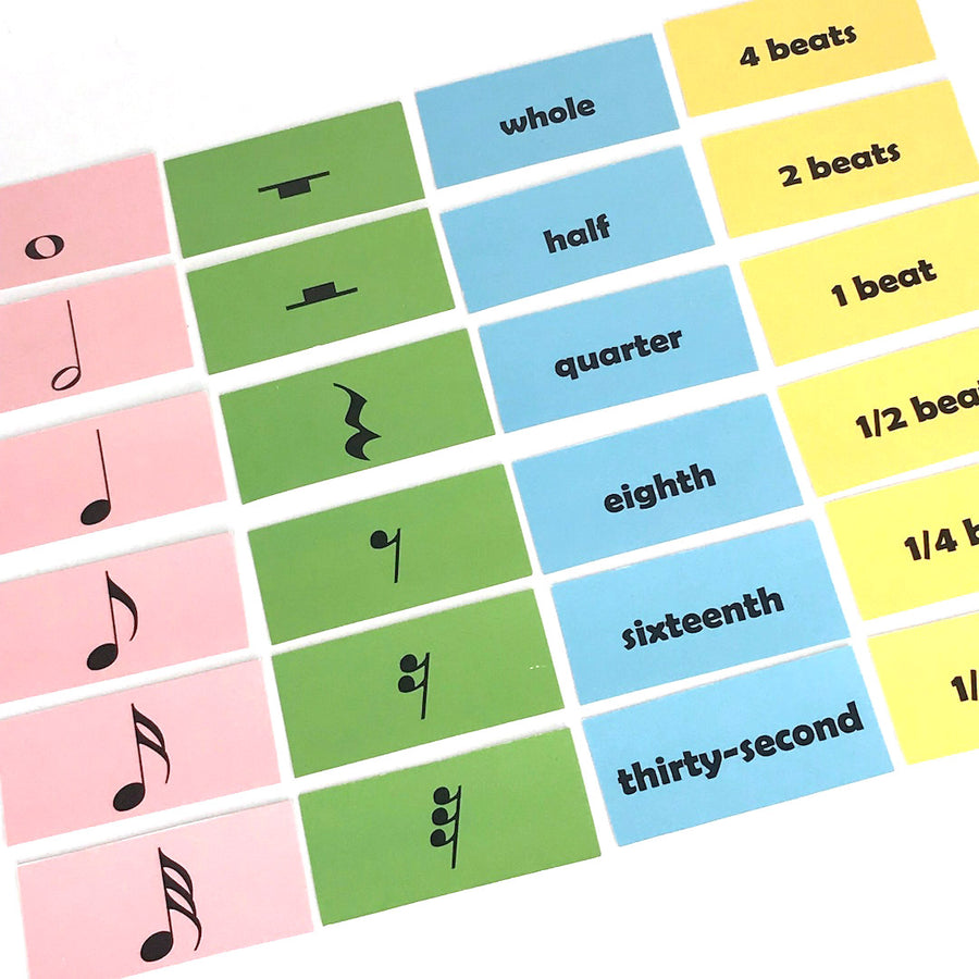 Use the Rhythm Grid Puzzles to help your students develop a solid understanding of note and rest values.