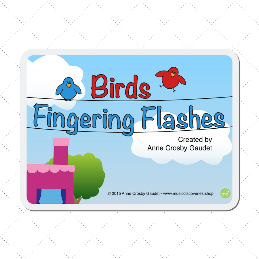 Bird Fingering Flashes