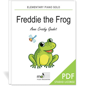 Freddie the Frog and the Mighty Meter Gnome