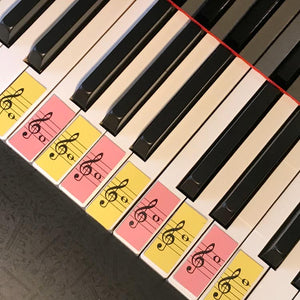 picture regarding Free Printable Music Flashcards named Teeny Minor Flashcards