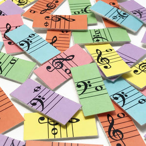 Teeny Tiny Flashcards by Anne Crosby Gaudet at Music Discoveries