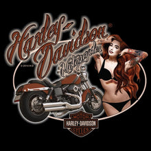 Harley-Davidson MC Pin-up Tee-shirt