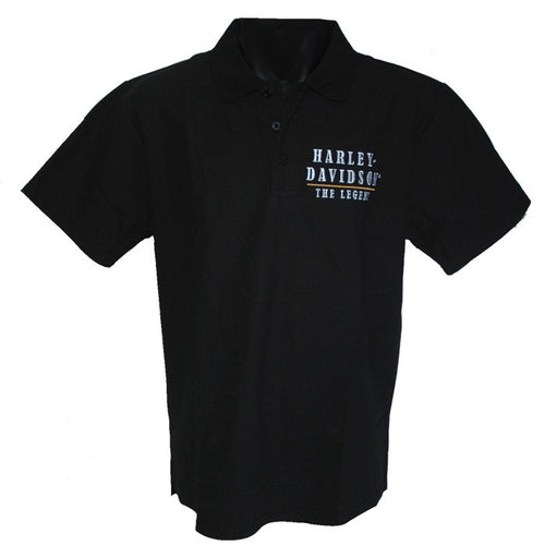 H-D Winged Polo shirt
