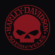 Harley-Davidson Willie G Sweatshirt with Red print