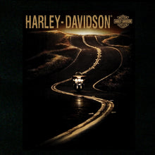 Harley-Davidson Sunset Ride Black Tee-shirt
