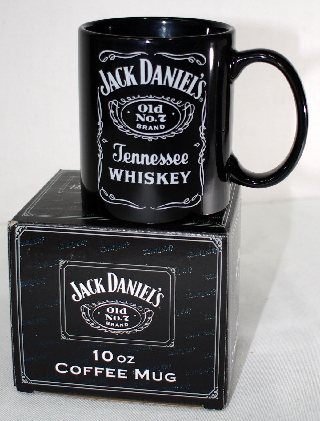 Jack Daniel's 10 OZ Coffee mug.