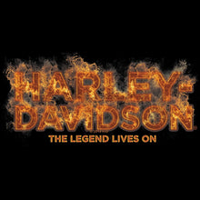 Harley-Davidson Legend lives on, Tee-shirt