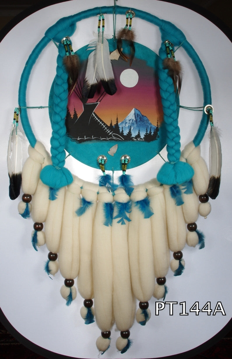 American Indian Mandella made by Navajo in USA #144A