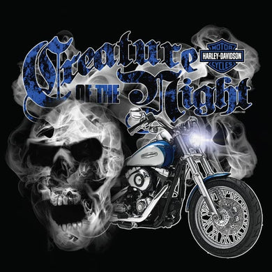 H-D Harley-Davidson Creature Of The Night Tee-Shirt