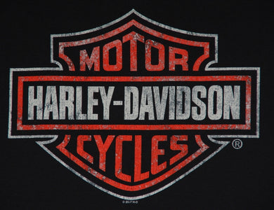 H-D Vintage Bar and Shield Tee-shirt.