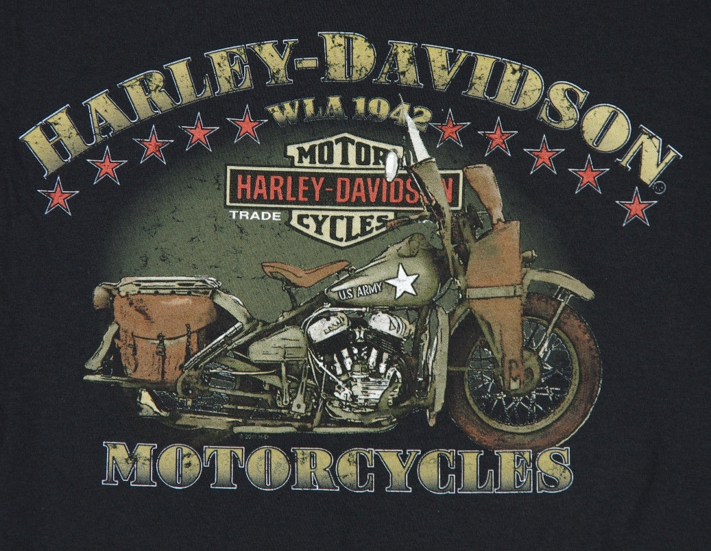 H-D HD Military MC Tee-shirt.