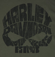 H-D HD Willie G Skull Tee-shirt.