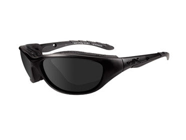 Wiley X, AirRage Matte Black Frame with Grey Lenses