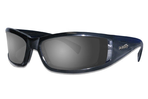 Matador Madrid - Smoke lens, Gloss Black frame.