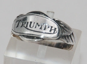 Sterling silver Ladies Triumph ring #G48