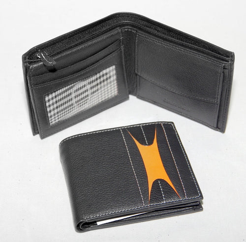 Mens leather wallet #787
