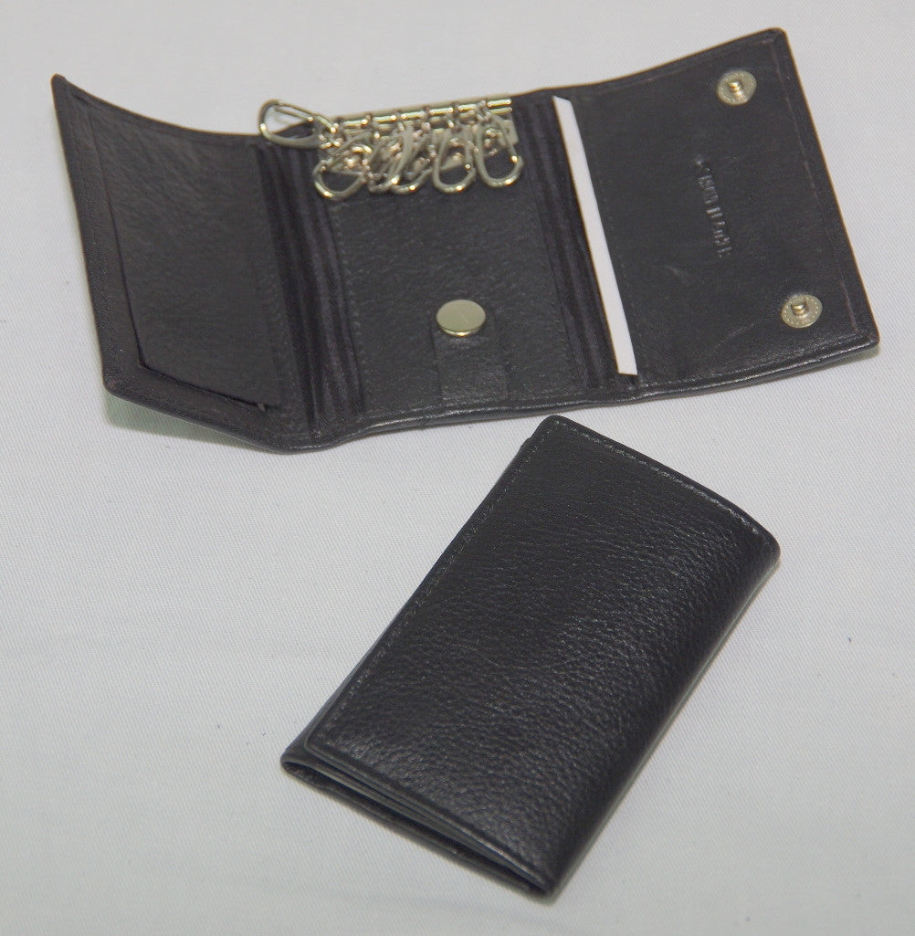 Mens leather key case #616101